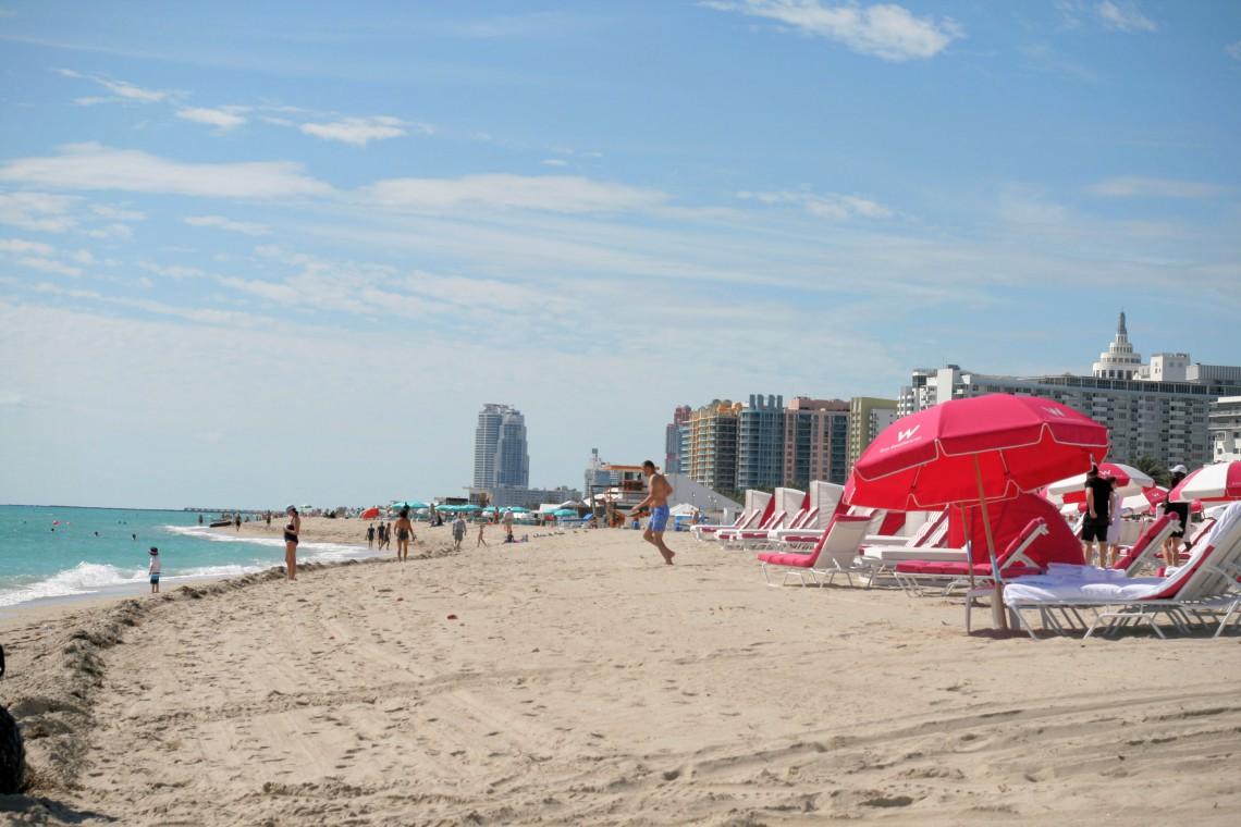 Miami Beach Mrs M