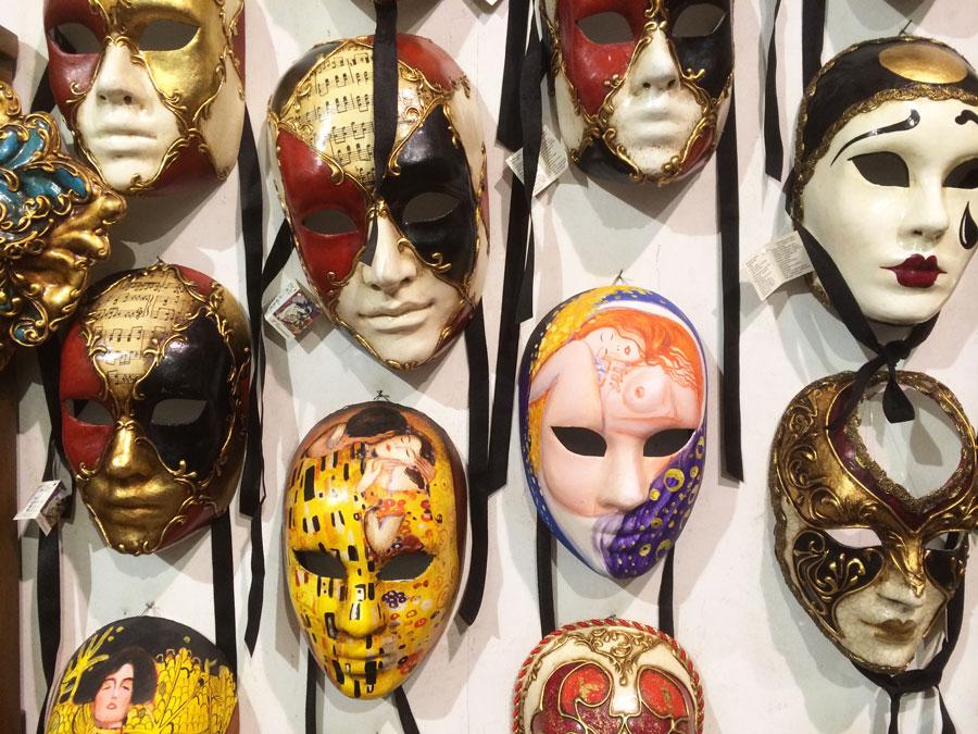 MrsM Venedig restips masker