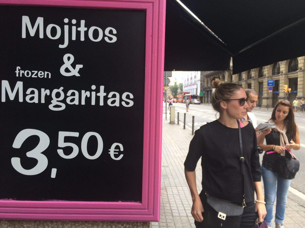 Rosa Negra Barcelona Restaurangtips Mrs M
