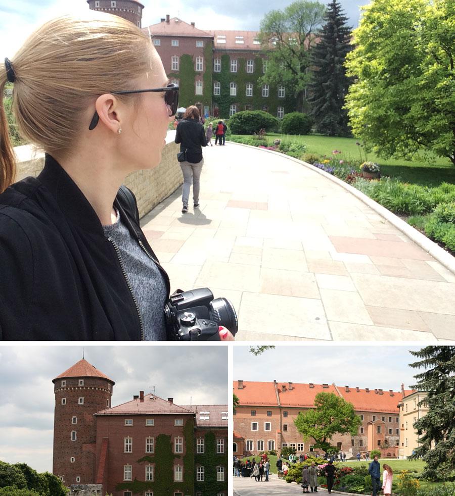 Mrs M Krakow restips slott