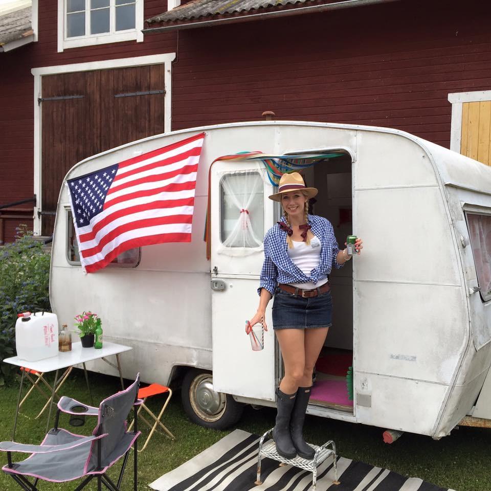 Mrs M Hälsingland restips hillbilly